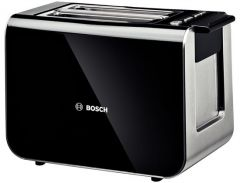 Bosch TAT8613GB Styline Toaster, Black