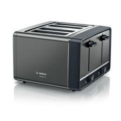 Bosch TAT5P445GB Anthracite 4 Slot Toaster