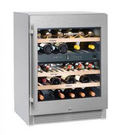Liebherr WTES1672 60cm Wine Cooler In Stainless Steel