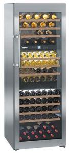 Liebherr WTES5872 70cm Wine Cooler In Stainless Steel