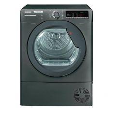 Hoover HLXC8TRGR Graphite 8kg Condenser Dryer