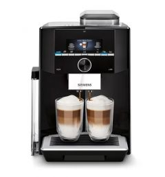 Siemens TI923309RW Black Fully Automatic Coffee Machine