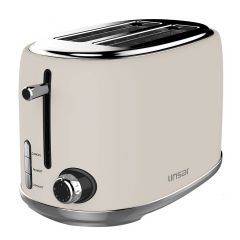 Linsar KY865CREAM 2 Slice Toaster