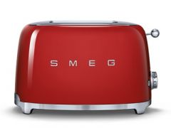 Smeg TSF01RD Red Retro Toaster