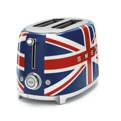 Smeg TSF01UJUK Union Jack Retro Toaster