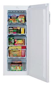 Lec TU55144W Upright Freezer