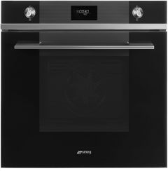 Smeg SFP6101TVN1 Black Built In Single Oven