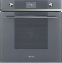 Smeg SFP6101TVN1 Black Built In Single Oven