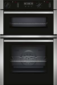 Neff U2ACM7HN0B Built-in Double Oven