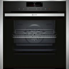 Neff N90 B58VT68H0B Single Built-in Oven