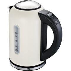 Linsar VT869 Cream Variable Temperature Jug Kettle
