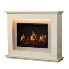 Warmlite Washington WL45036 Ivory Fire Suite
