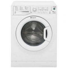 Hotpoint WDAL8640P Aquarius Freestanding Washer Dryer In Polar White