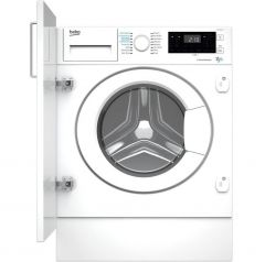 Beko WDIK752121F Built In Washer Dryer