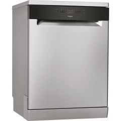 Whirlpool WFE2B19X Stainless Steel Full Size Dishwasher