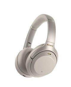 Sony WH1000XM3 Wireless Headphones In Silver