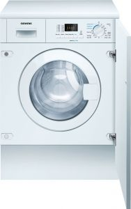 Siemens WK14D322GB Built-in Washer Dryer