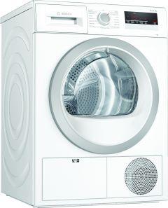 Bosch WTN85201GB White Condenser Tumble Dryer