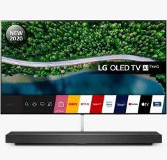 """LG OLED65WX9LA 65"""" 4K Ultra HD HDR Smart OLED TV"""