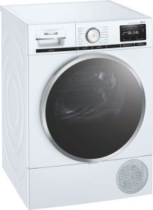 Siemens WT48XEH9GB White 9kg Heat Pump Tumble Dryer