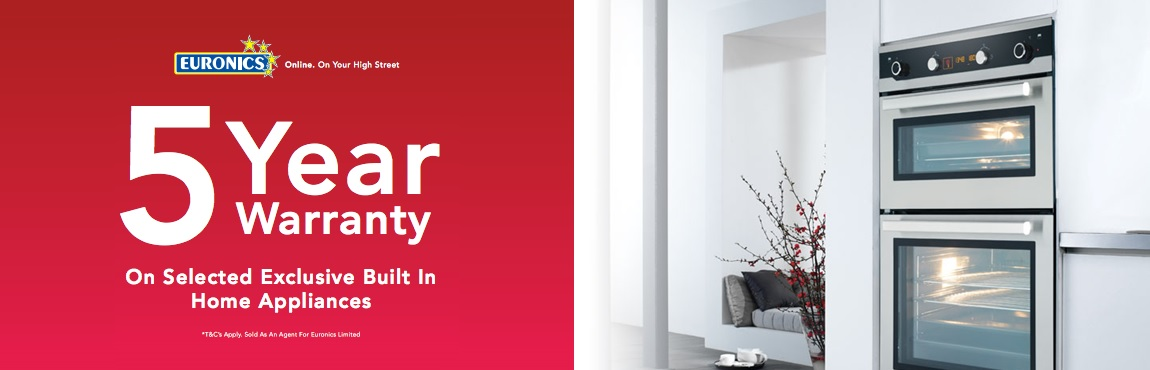 blomberg 5 year built in integrated warranty promotion