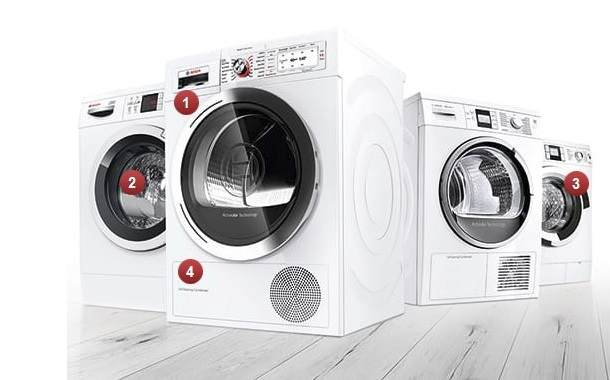 When it comes to your washing, only the best is good enough for us.