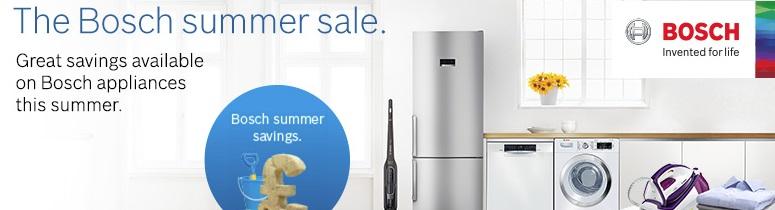 Bosch Summers Savings