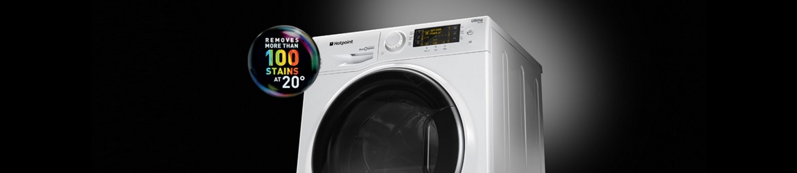 hotpoint 100 stain removal