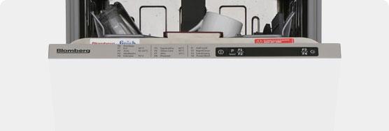 Slimline Integrated Dishwashers