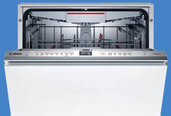 Full Size Integrated Dishwashers