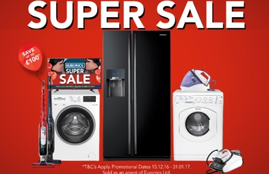 Euronics Winter Sales 2016