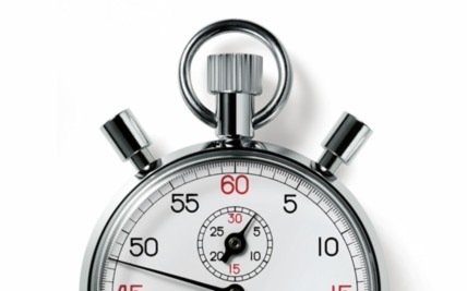 short time stop watch