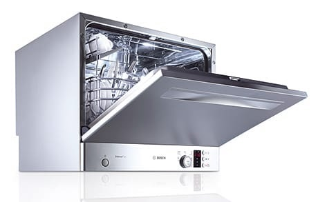 bosch compact dishwasher