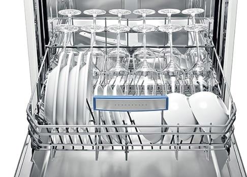 bosch dishwasher inside