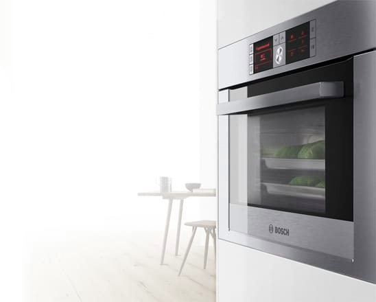 bosch steam cooker and oven