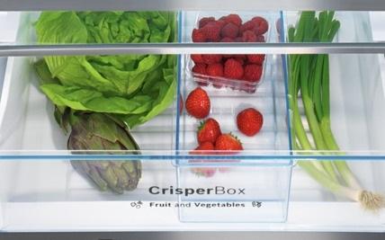 crisper box salad