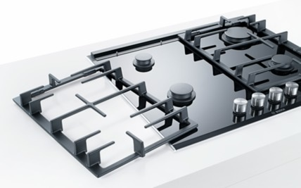 dishwasher proof pan supports