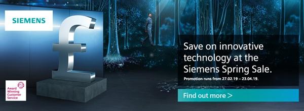 Siemens Spring Sale