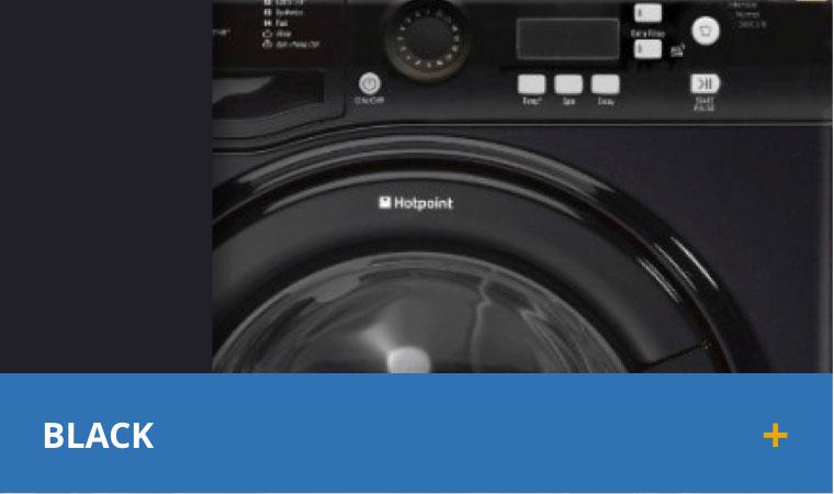 Black Washing Machines