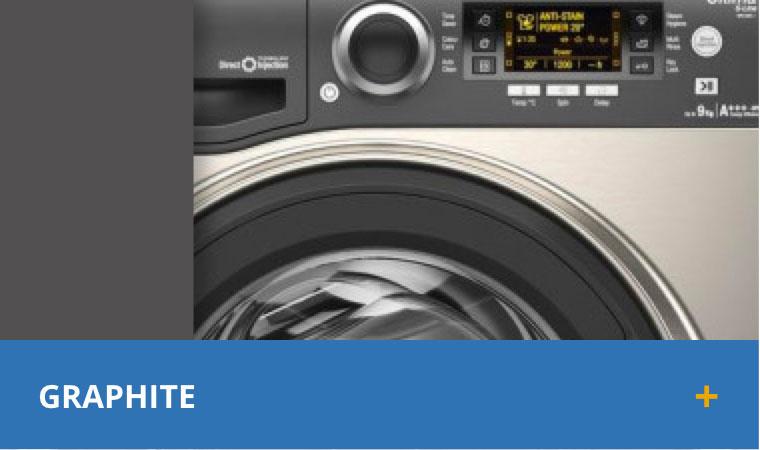 Graphite Washing Machines