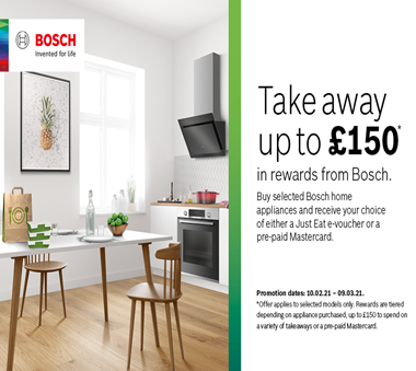 Bosch Choices Promotion
