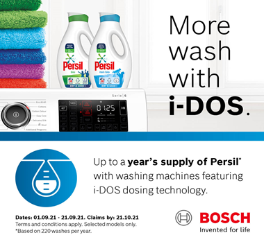 Free Persil aundry Detergent