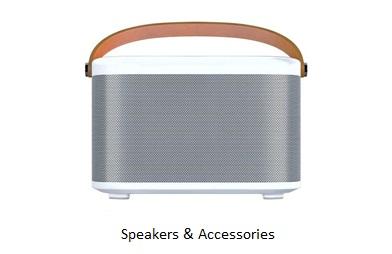 Speakers & Accessories